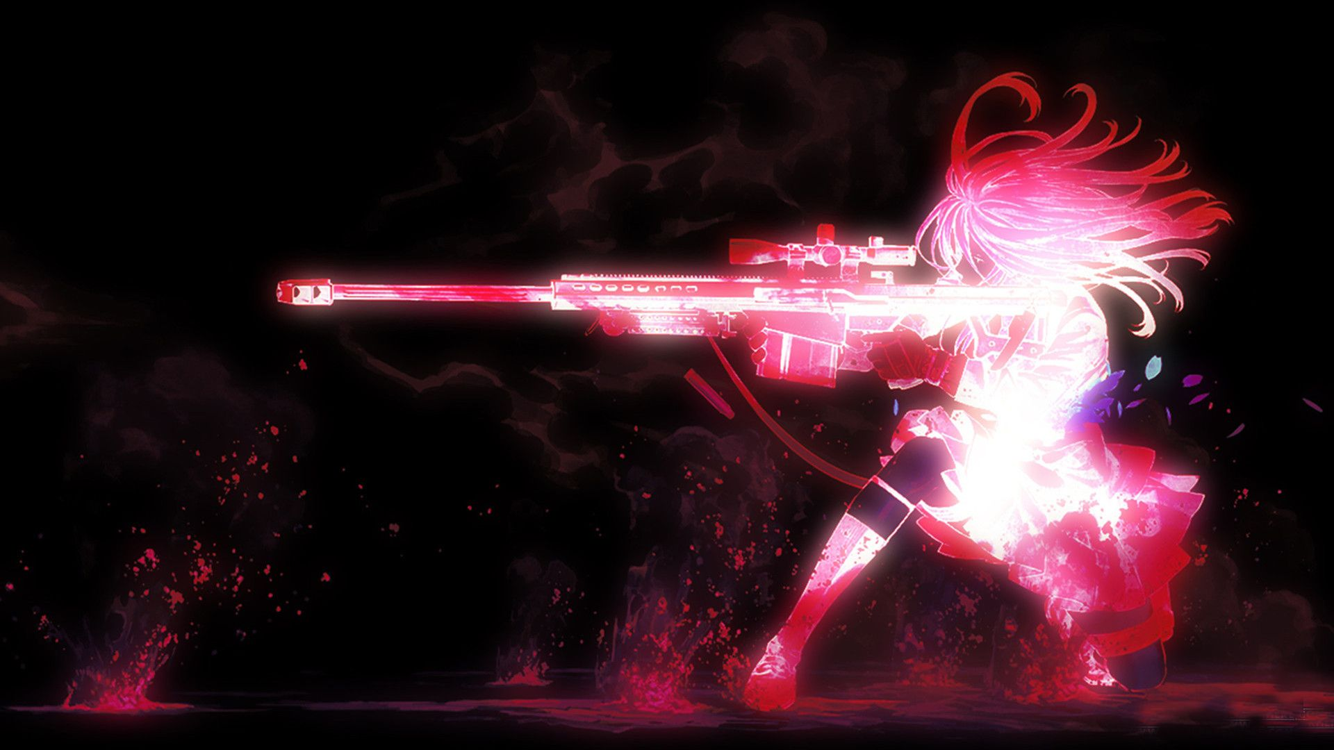 Anime Neon 1920x1080 Wallpapers - Wallpaper Cave