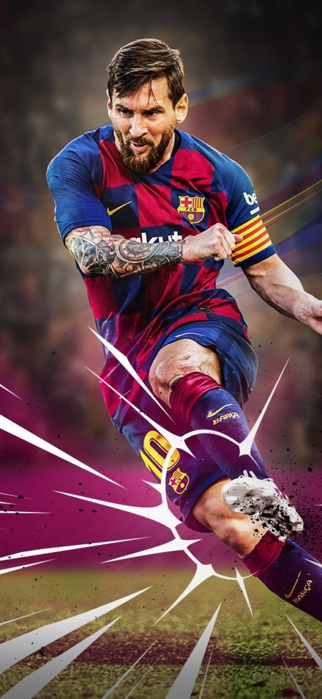 Messi 2020 Iphone Wallpapers Wallpaper Cave