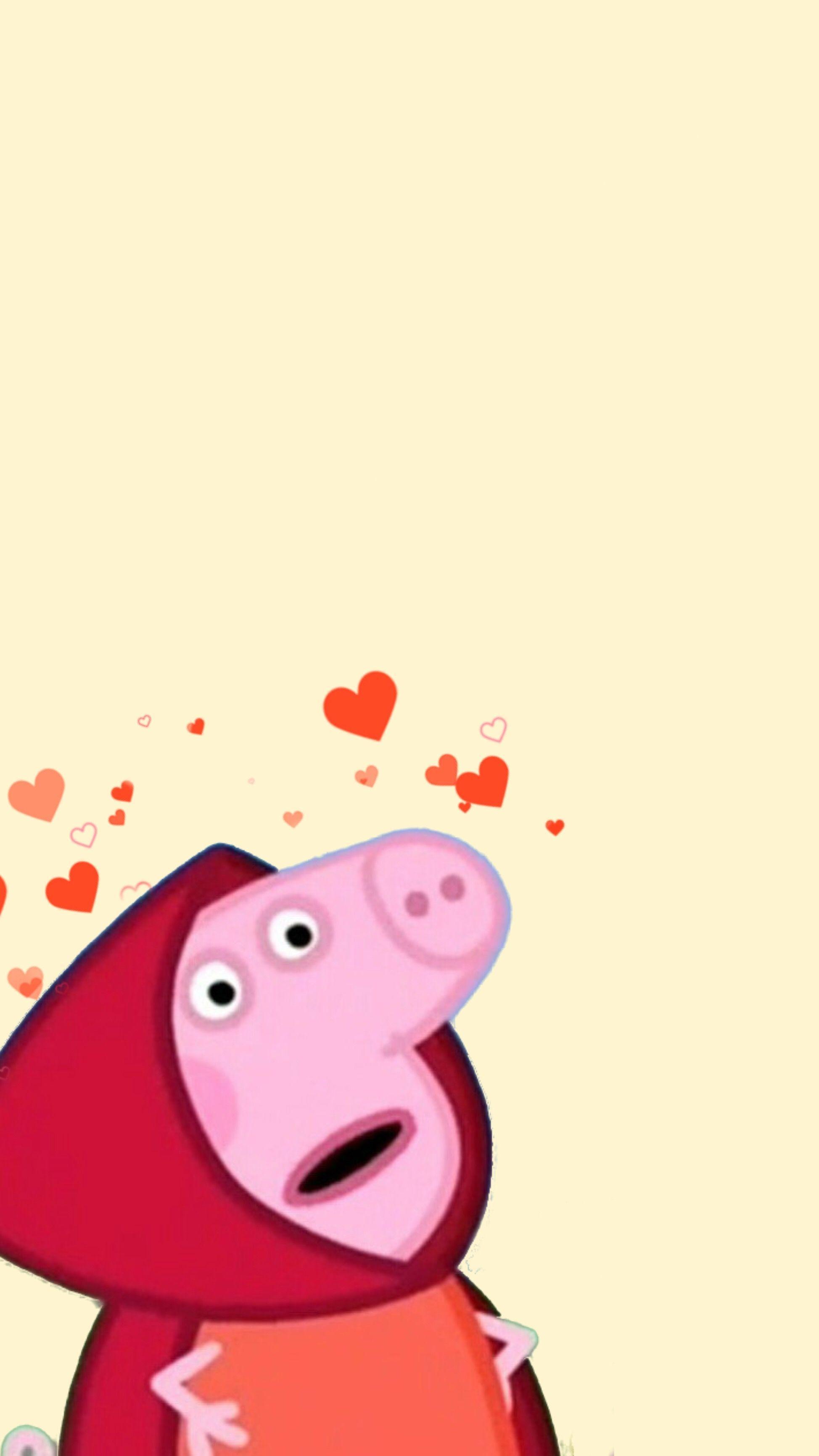 Peppa Pig Phone Wallpapers Wallpaper Cave