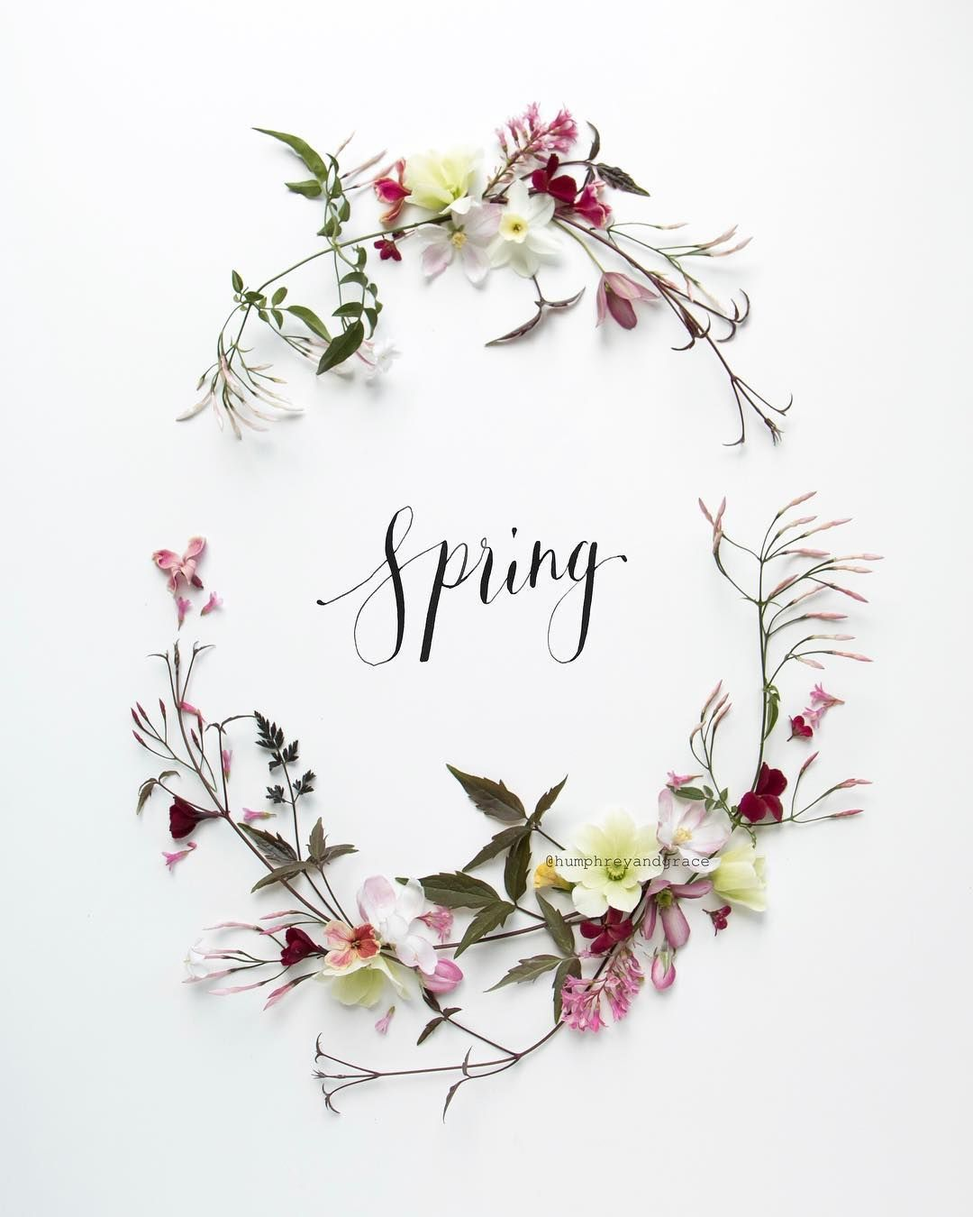 Spring Aesthetic