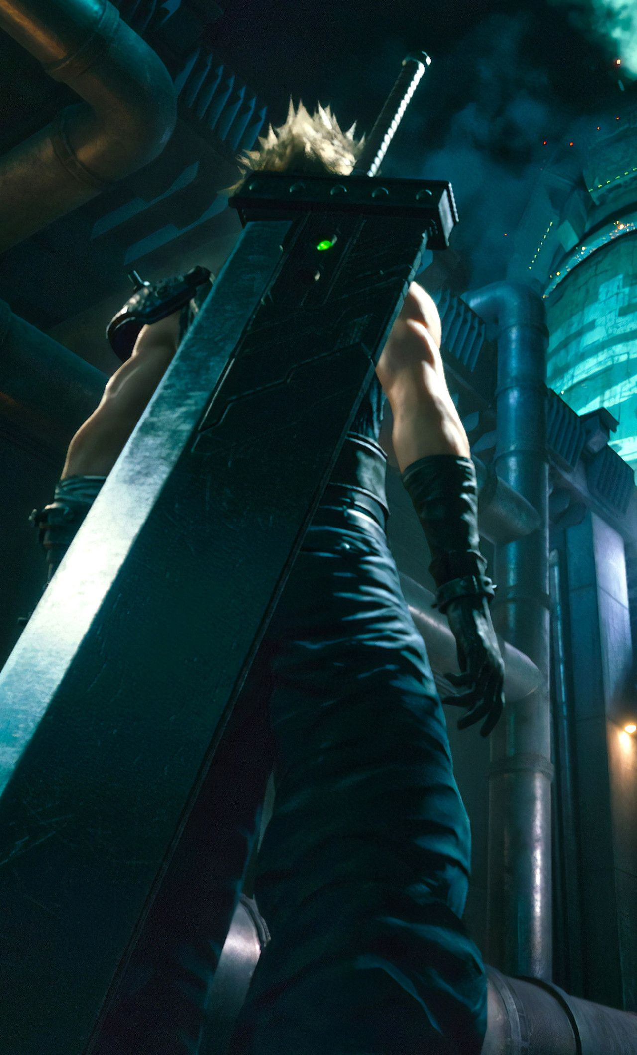 Final Fantasy Vii Iphone Wallpapers Wallpaper Cave