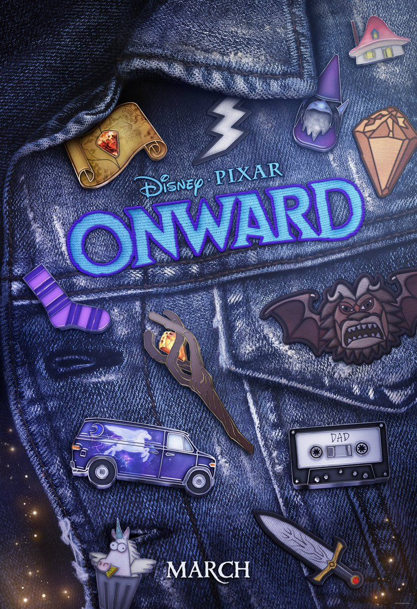 A Chat With the Filmmakers of Disney/Pixar's Onward