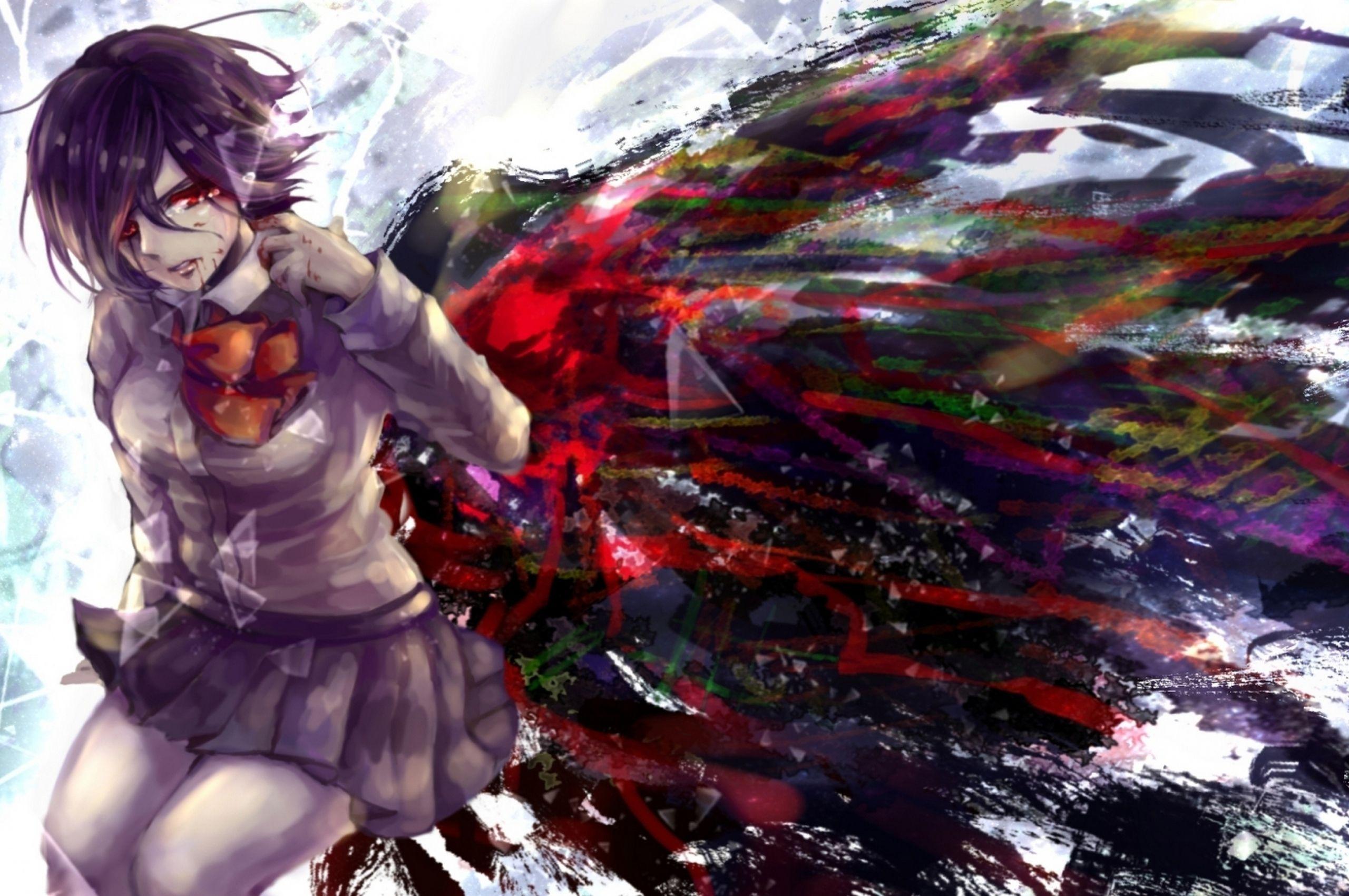 Desktop 4k Anime Tokyo Ghoul Wallpapers - Wallpaper Cave