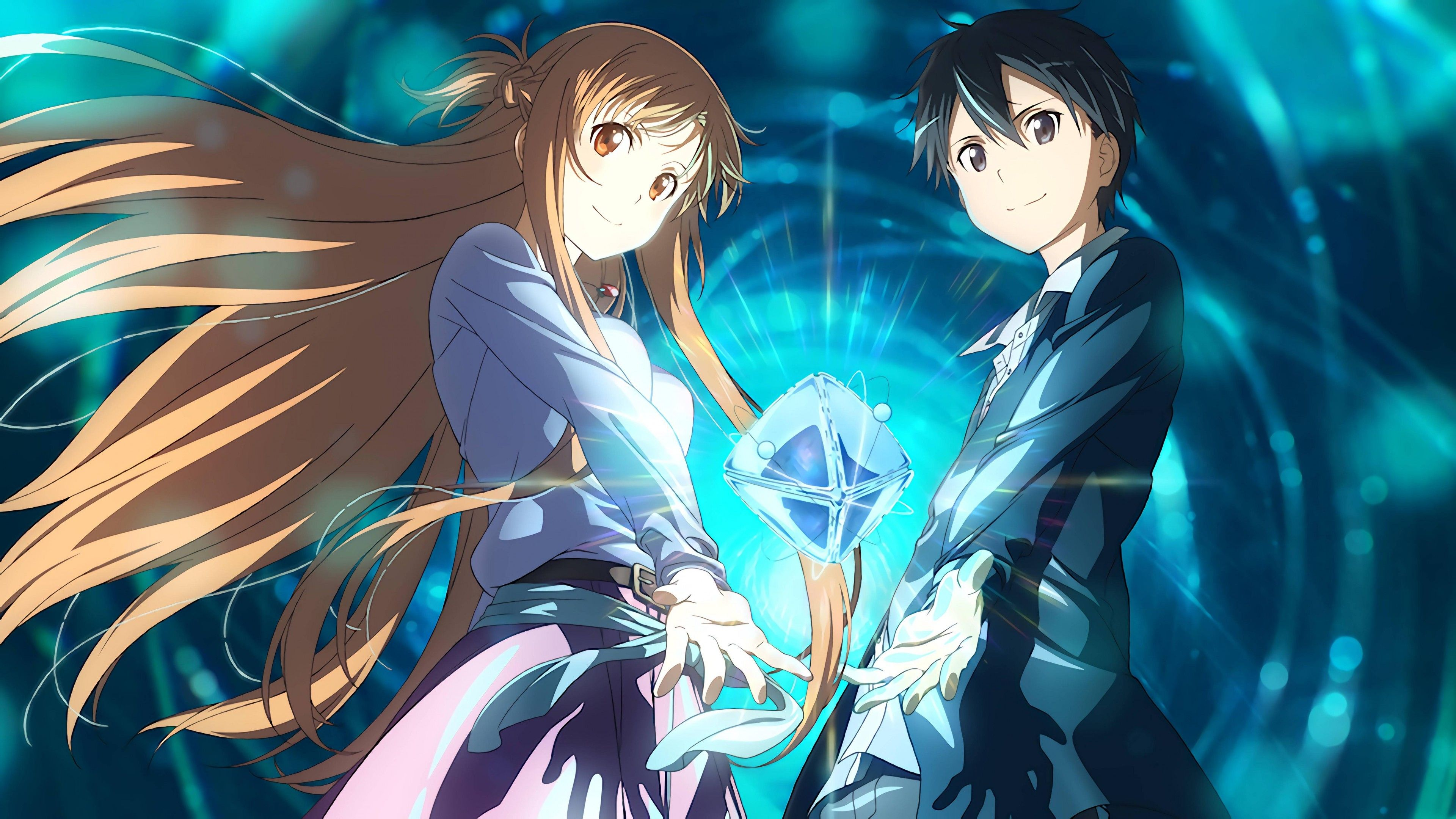 Anime Couple 4k Wallpapers - Wallpaper Cave