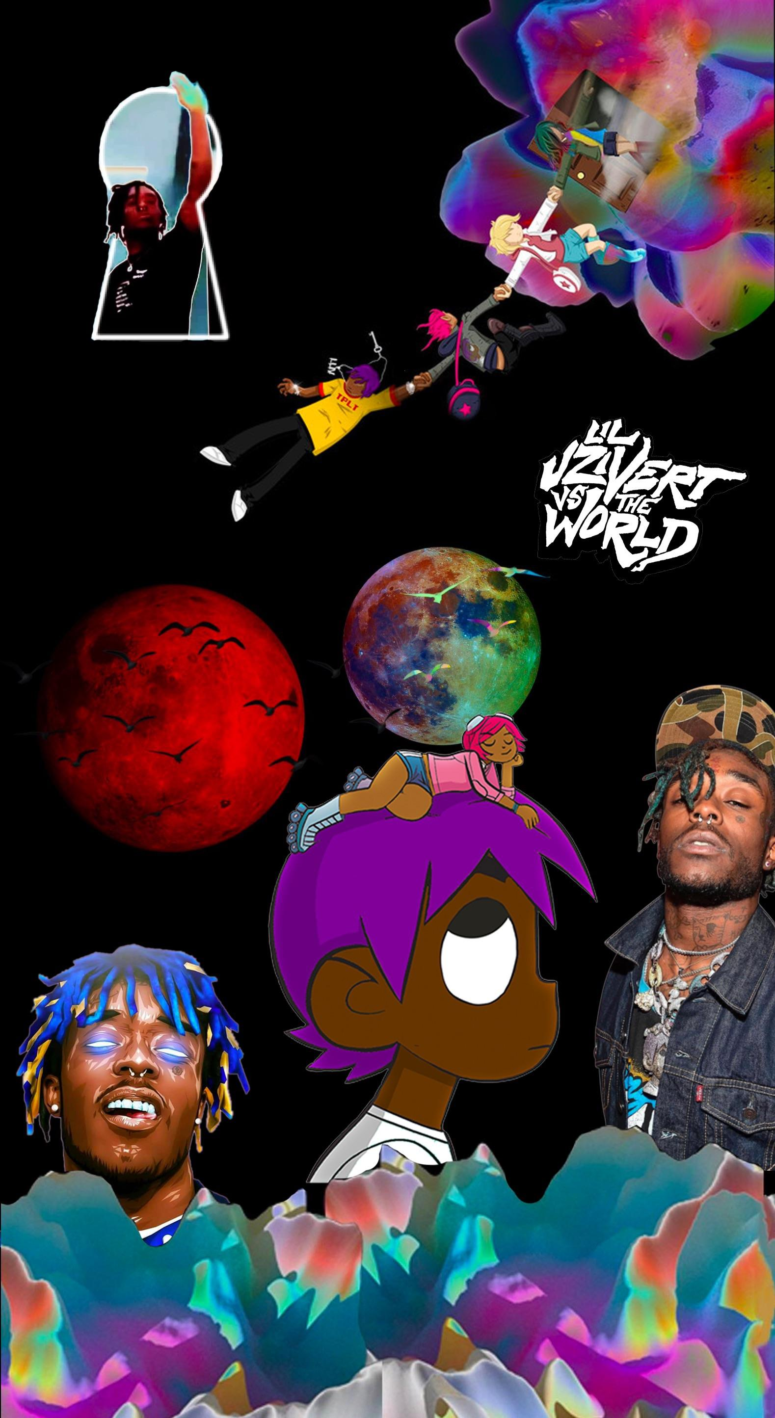 Lil Uzi Vert Eternal Atake Wallpapers Wallpaper Cave