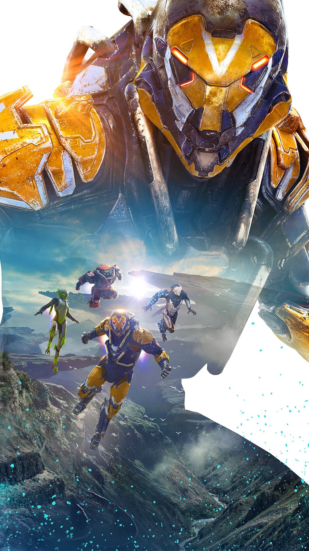 Anthem Game Wallpapers - Wallpaper Cave