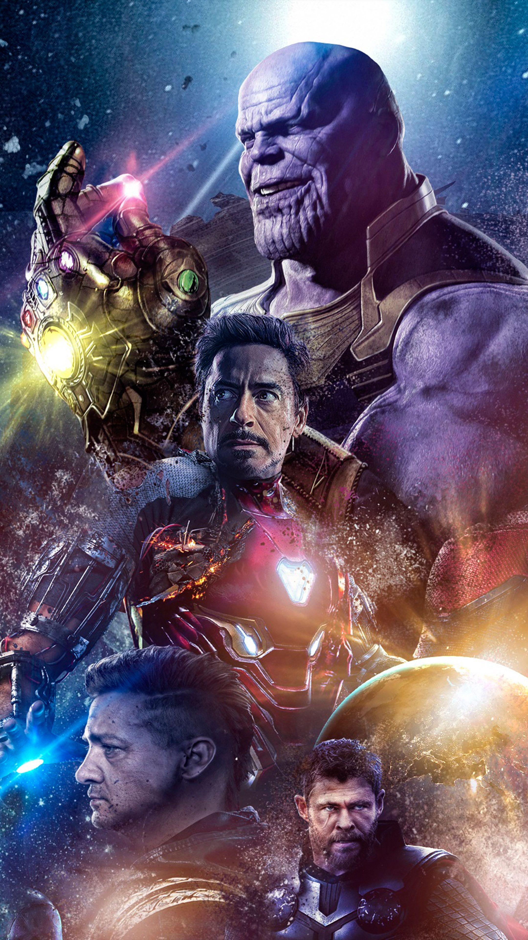 HD Mobile Iron Man Endgame Wallpapers - Wallpaper Cave