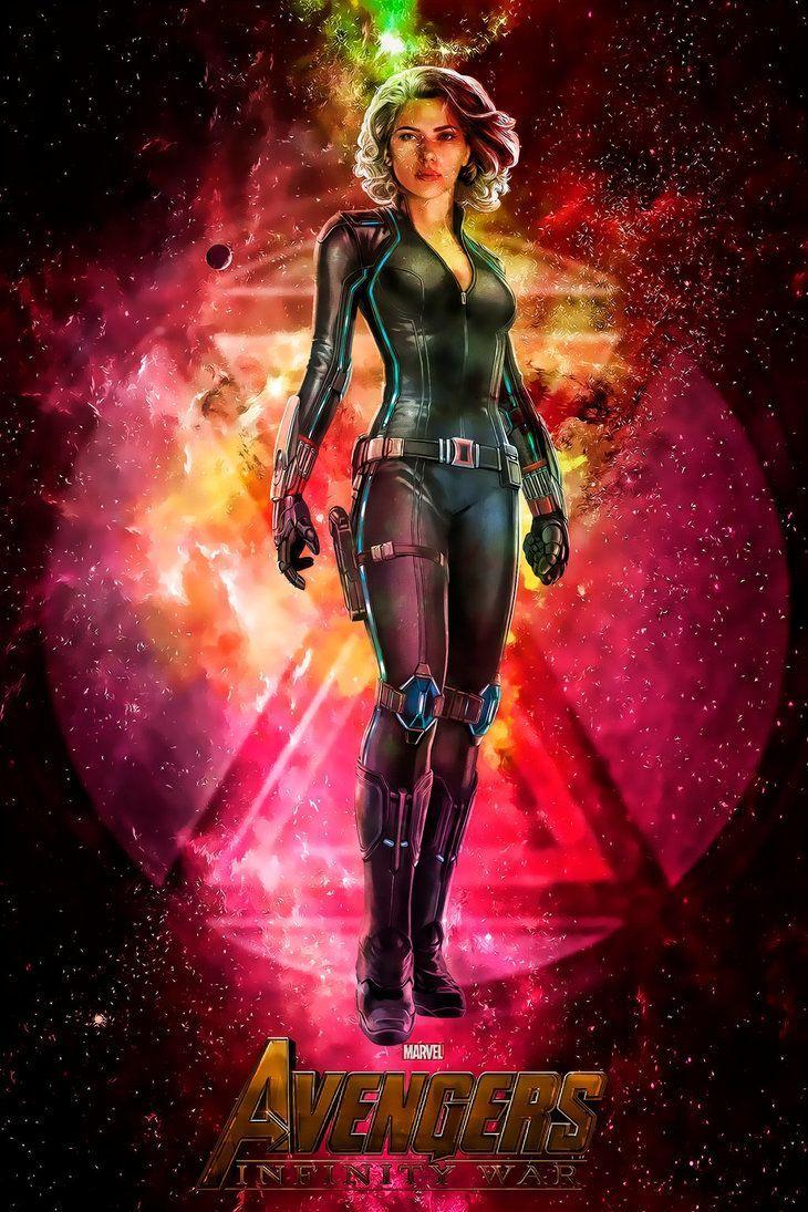 Hd Mobile Black Widow Infinity War Wallpapers Wallpaper Cave