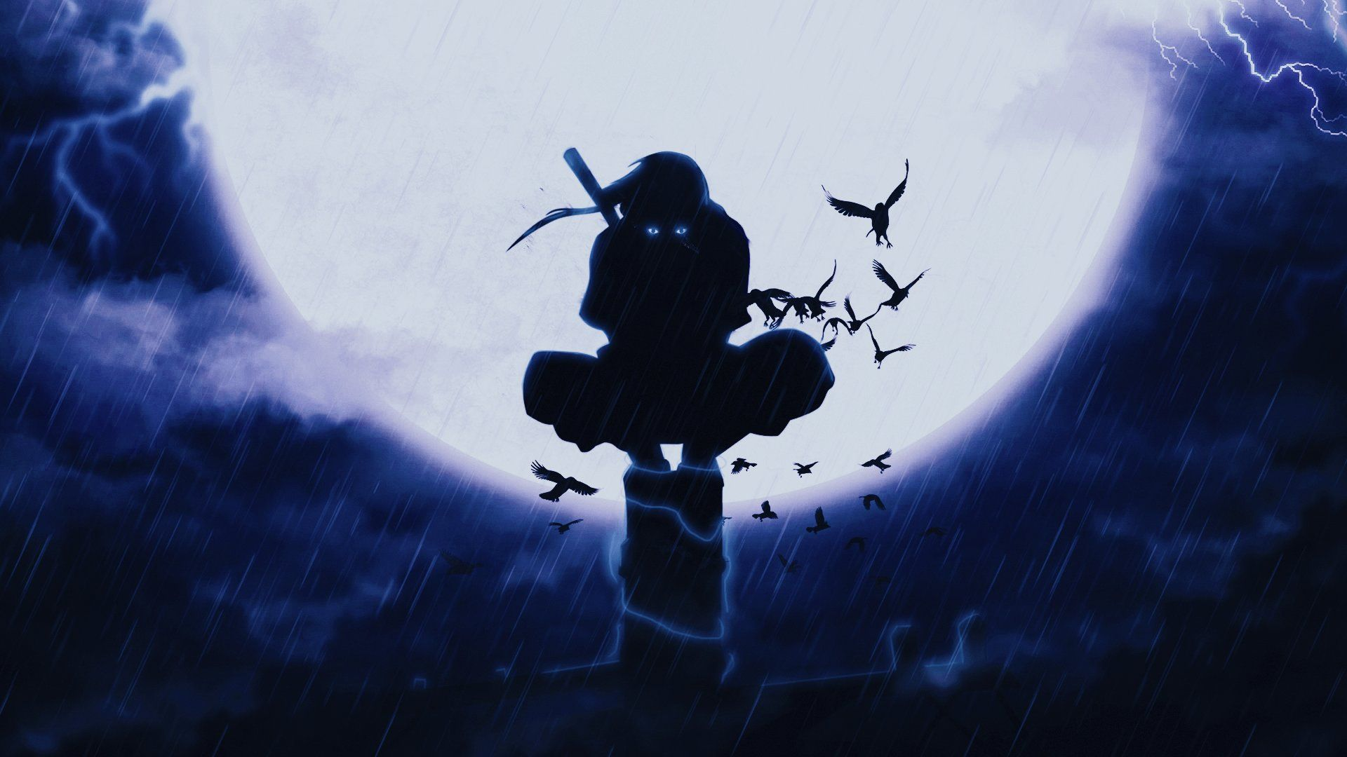 Itachi Aesthetic Pc Wallpapers Wallpaper Cave