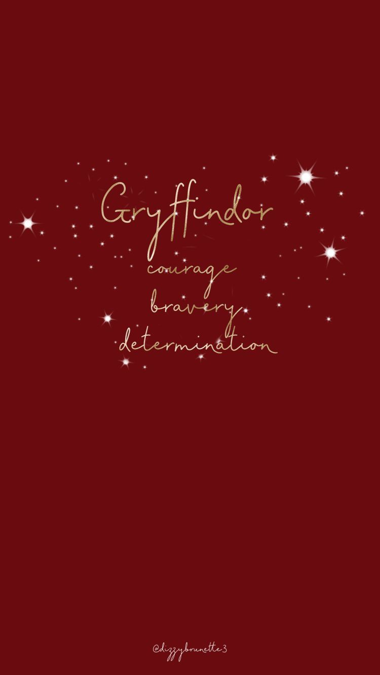 Gryffindor Quotes Wallpapers Wallpaper Cave