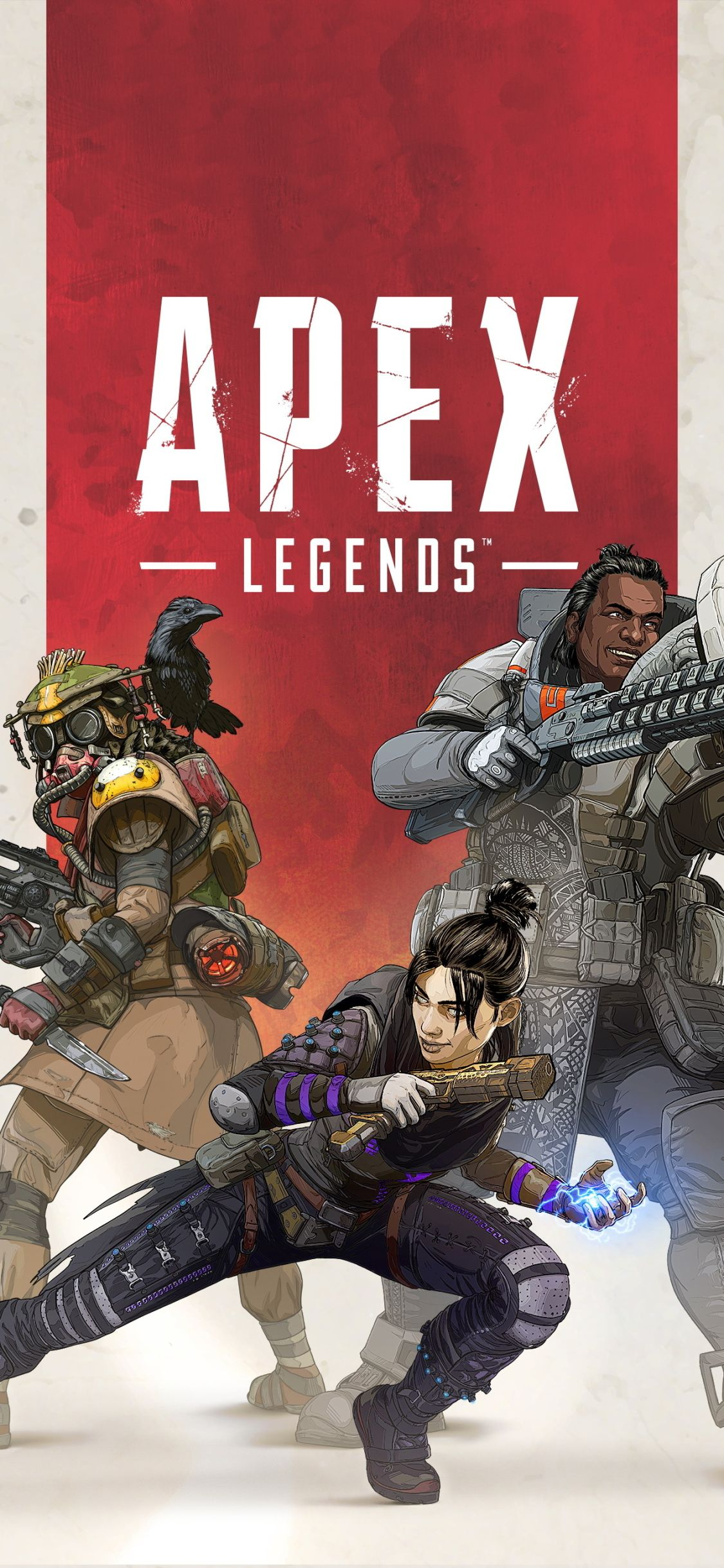Apex Legends Wraith Mobile Wallpapers