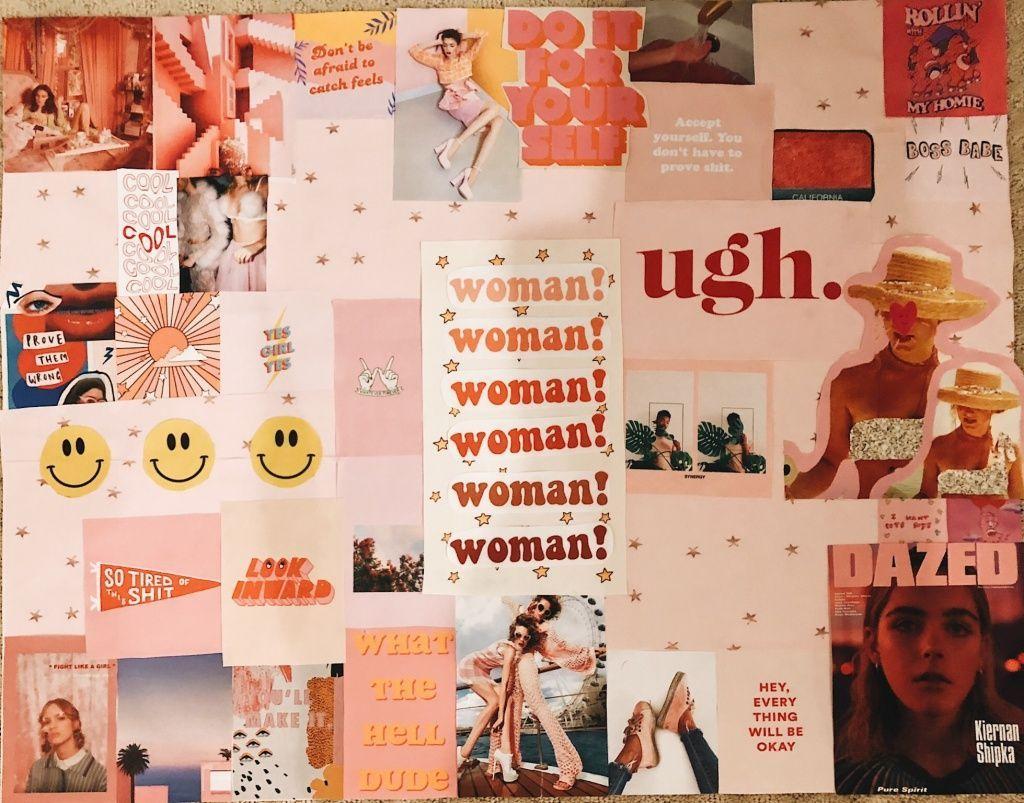 Collage Desktop Wallpapers Wallpaper Cave