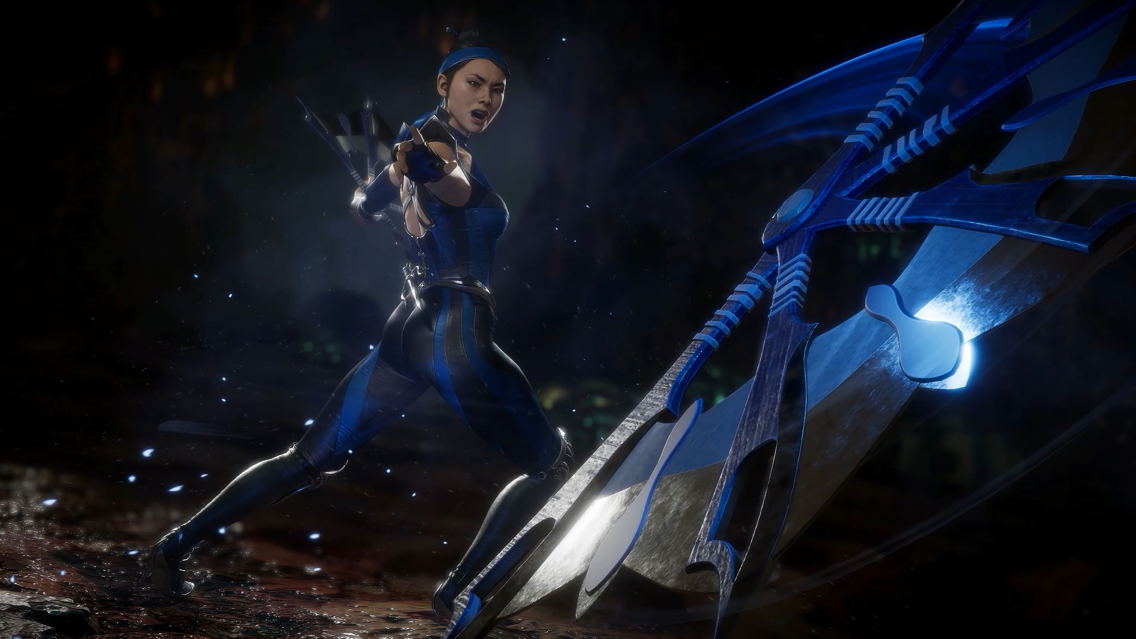 Mortal Kombat 11 All Woman Wallpapers Wallpaper Cave