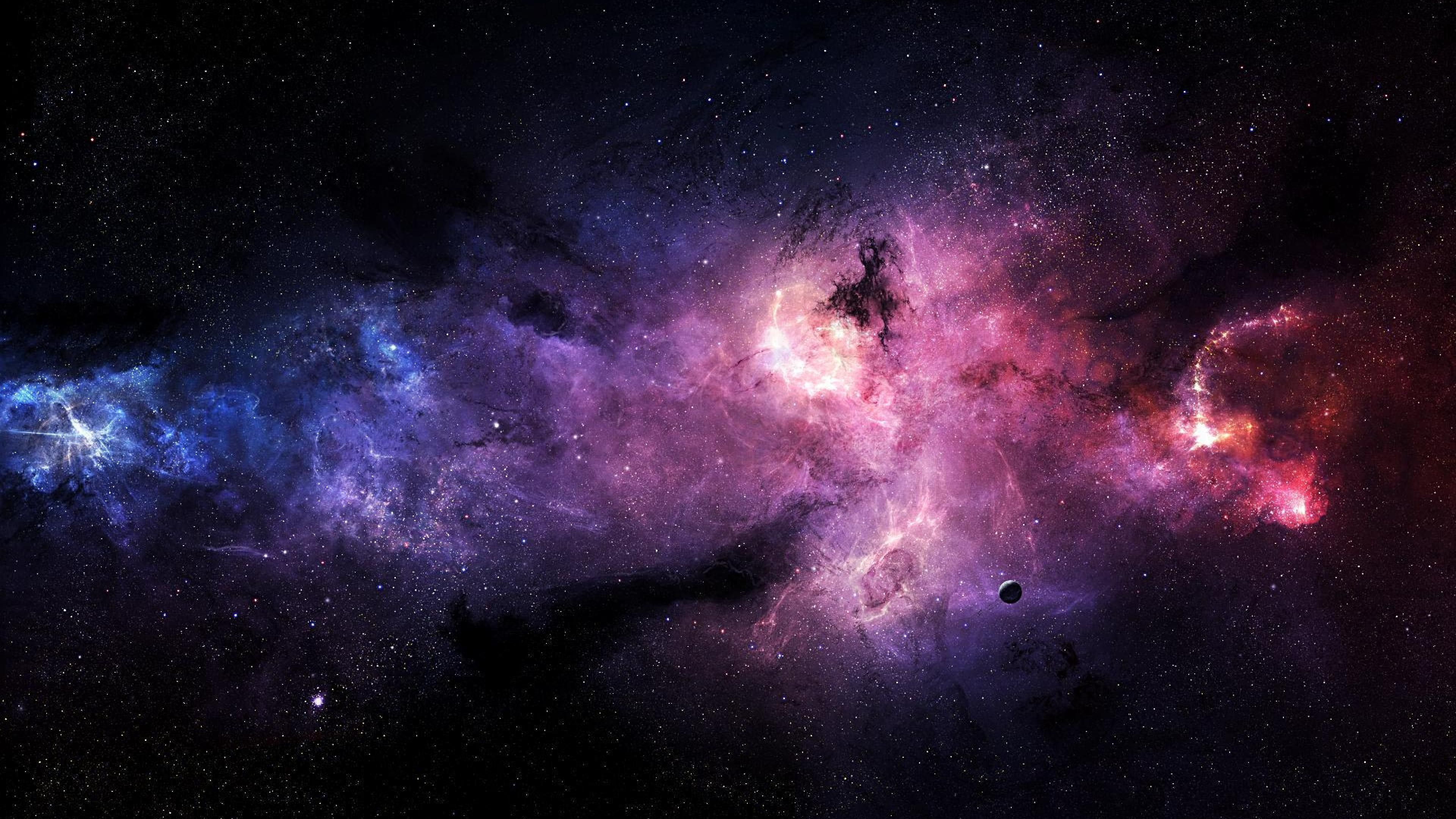 Space Desktop 4k Wallpapers Wallpaper Cave