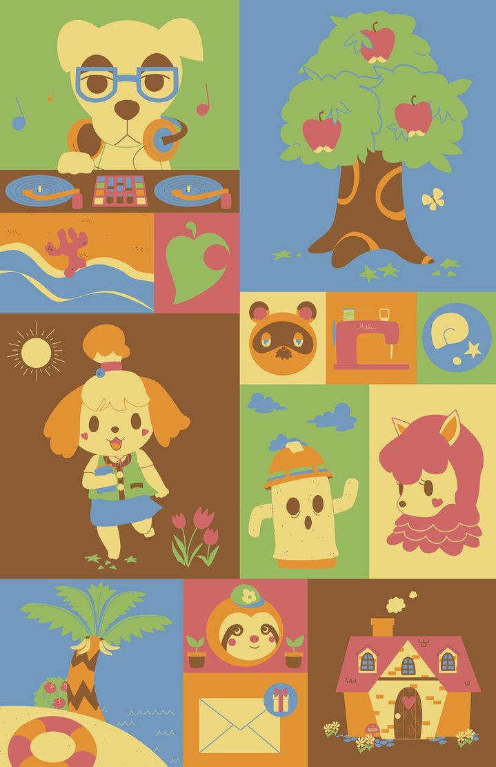 Phone Animal Crossing Wallpapers - Wallpaper Cave