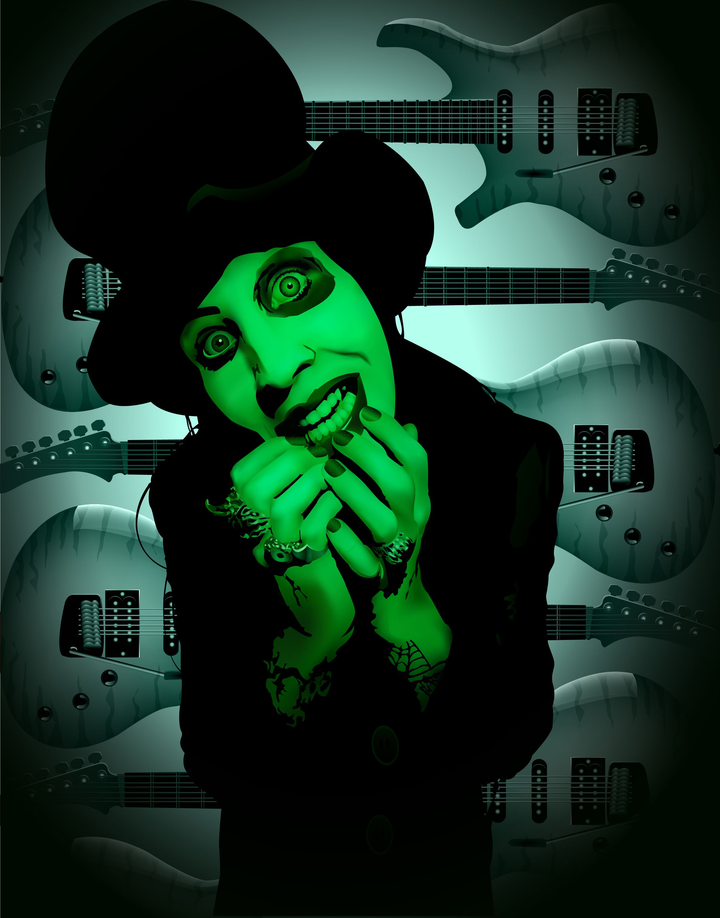 Hd Android Marilyn Manson Wallpapers Wallpaper Cave