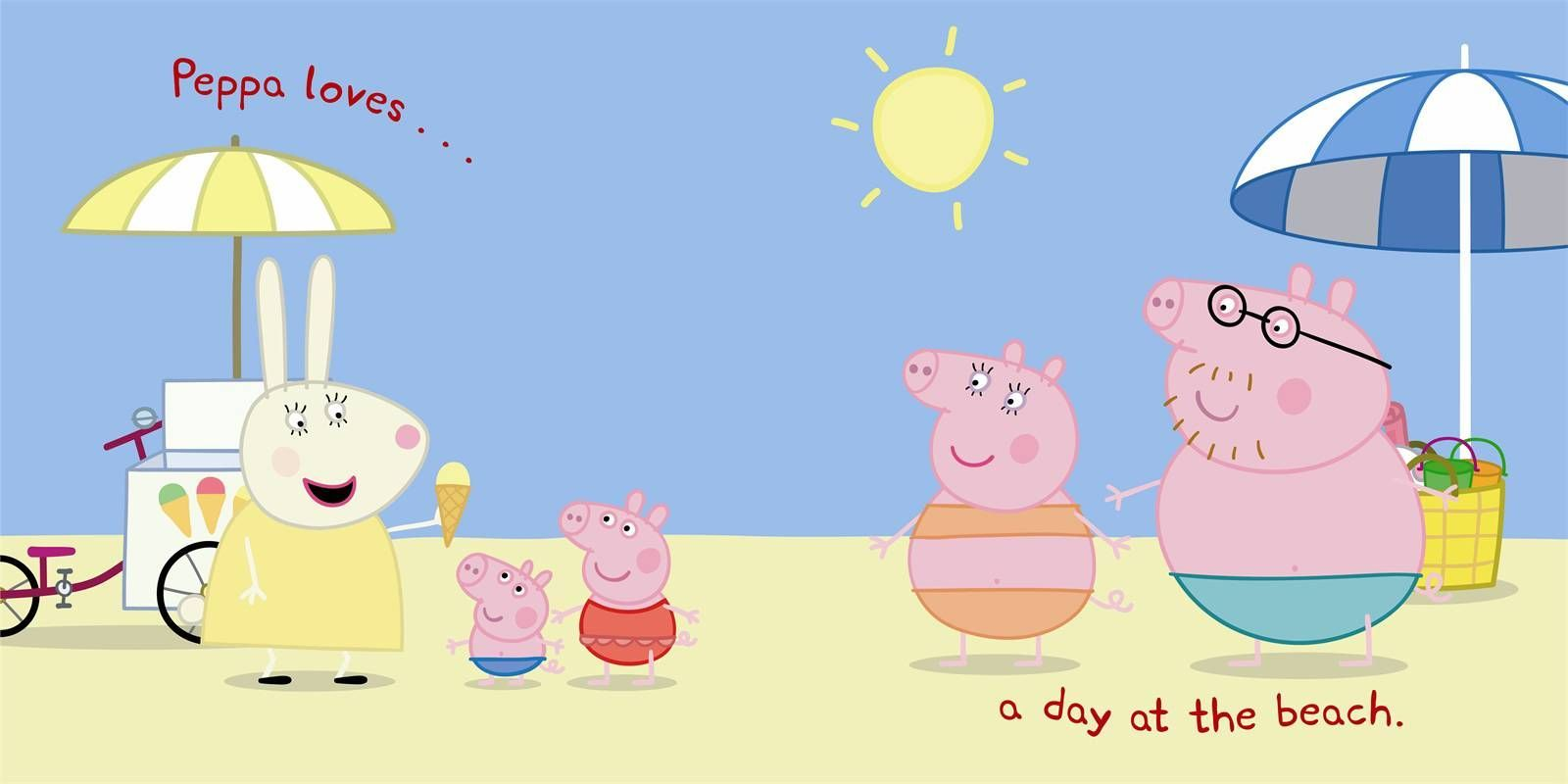 peppa pig desktop backgrounds hd 19399 Image