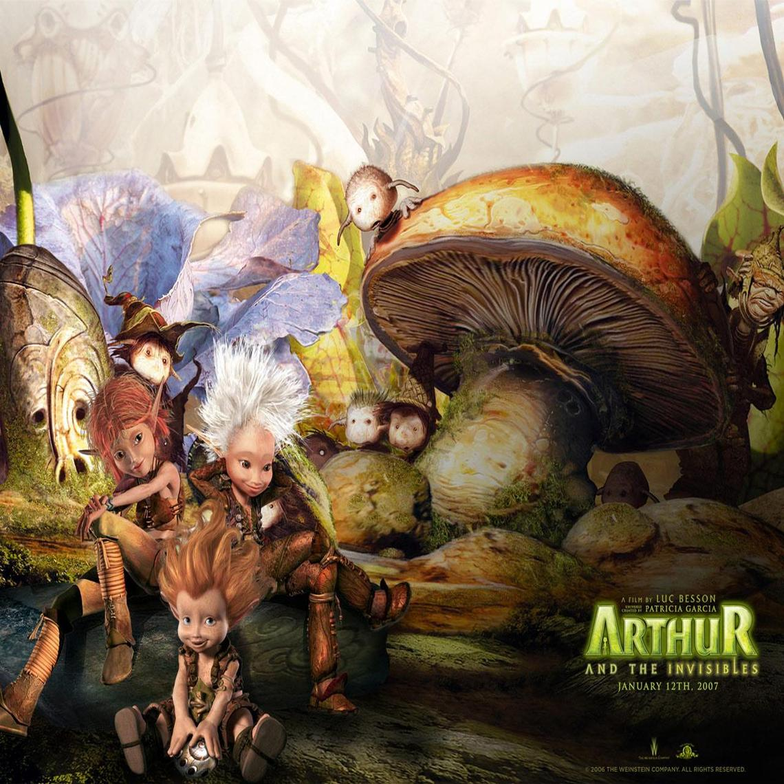 Arthur And The Invisibles Wallpapers Wallpaper Cave
