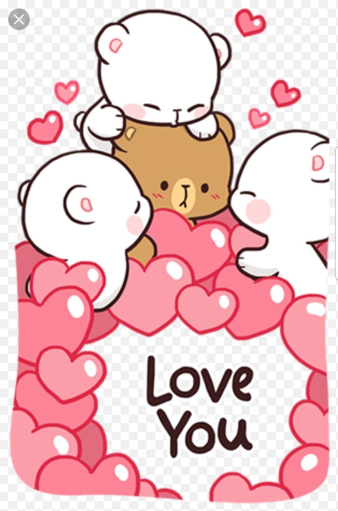 Milk Mocha Bear Mobile Wallpapers - Wallpaper Cave