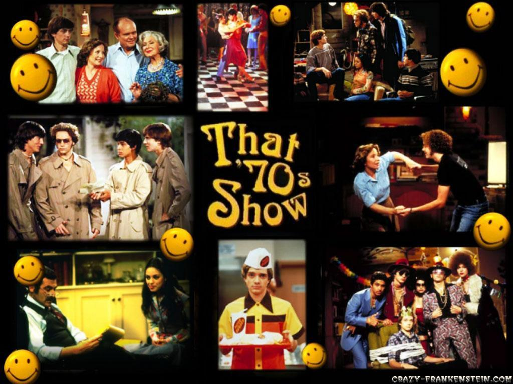 That 70s Show wallpapers - TV Series - Crazy Frankenstein