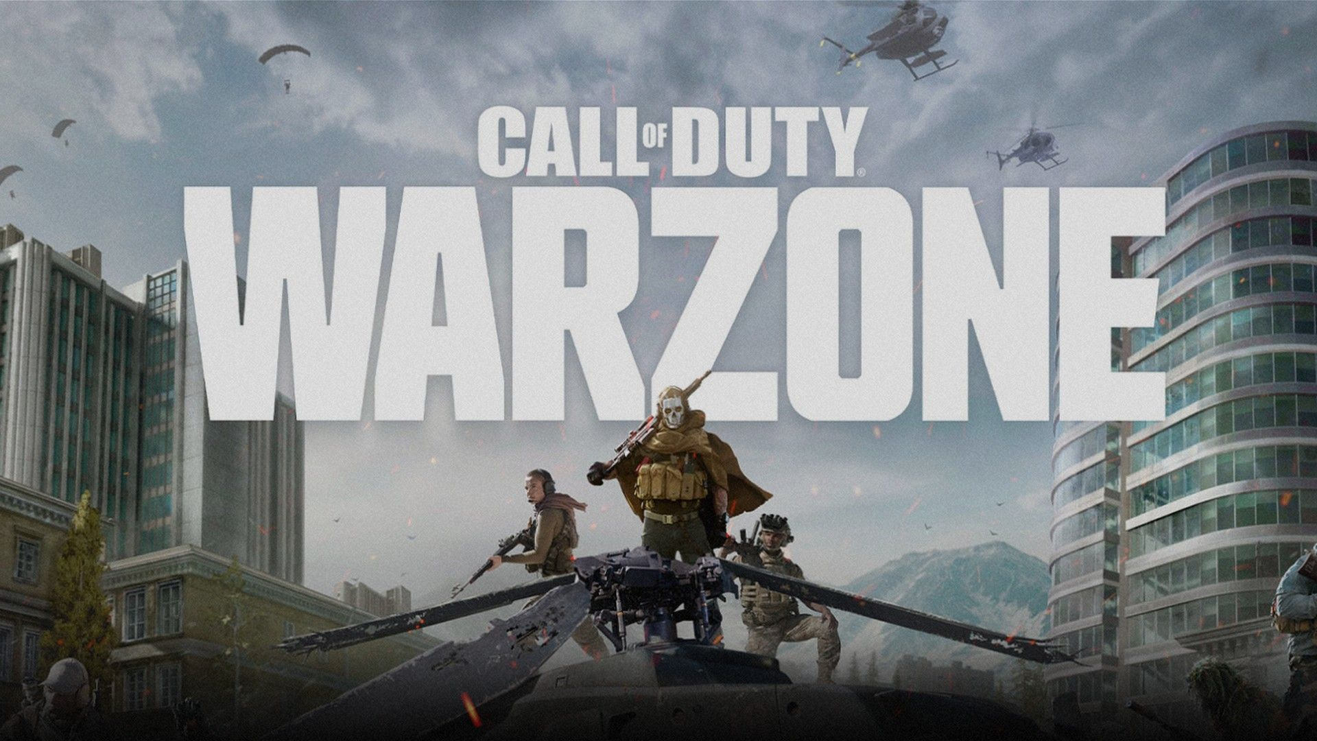 Call Of Duty Warzone Wallpapers Wallpaper Cave