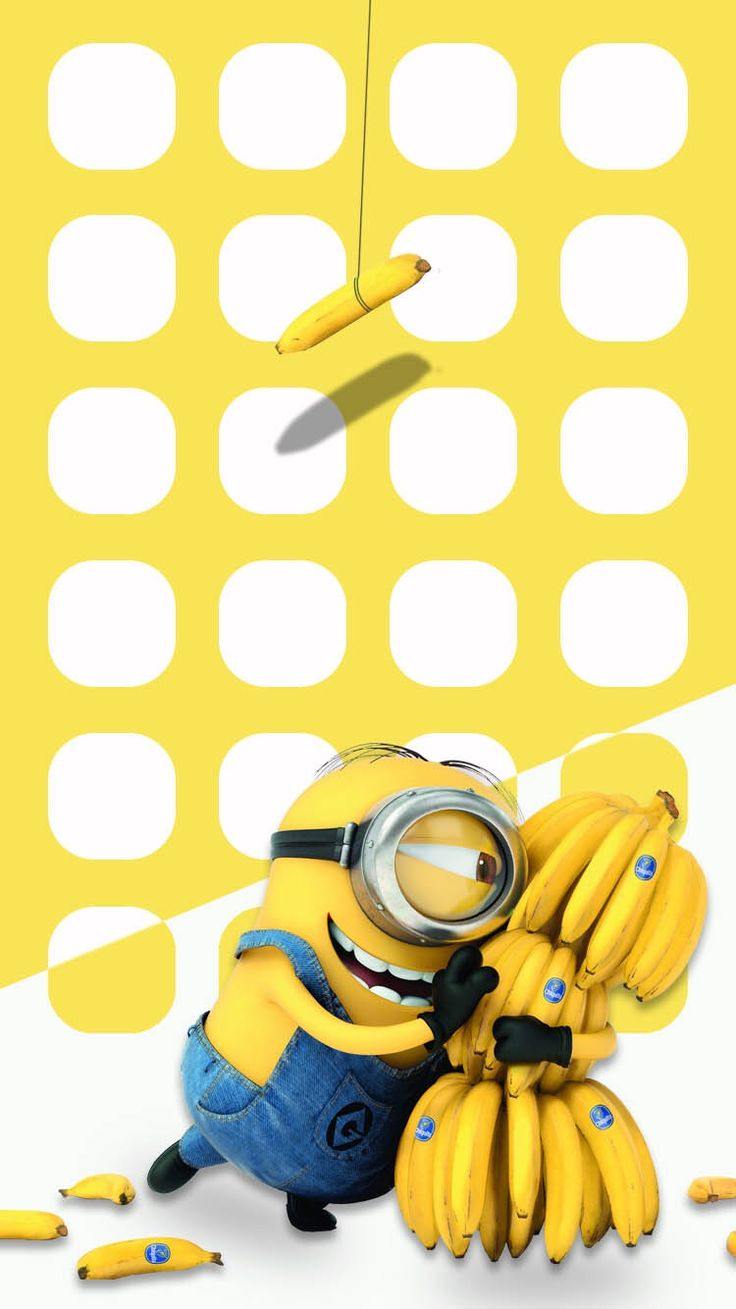 Cute Minions Hd Iphone Wallpapers Wallpaper Cave