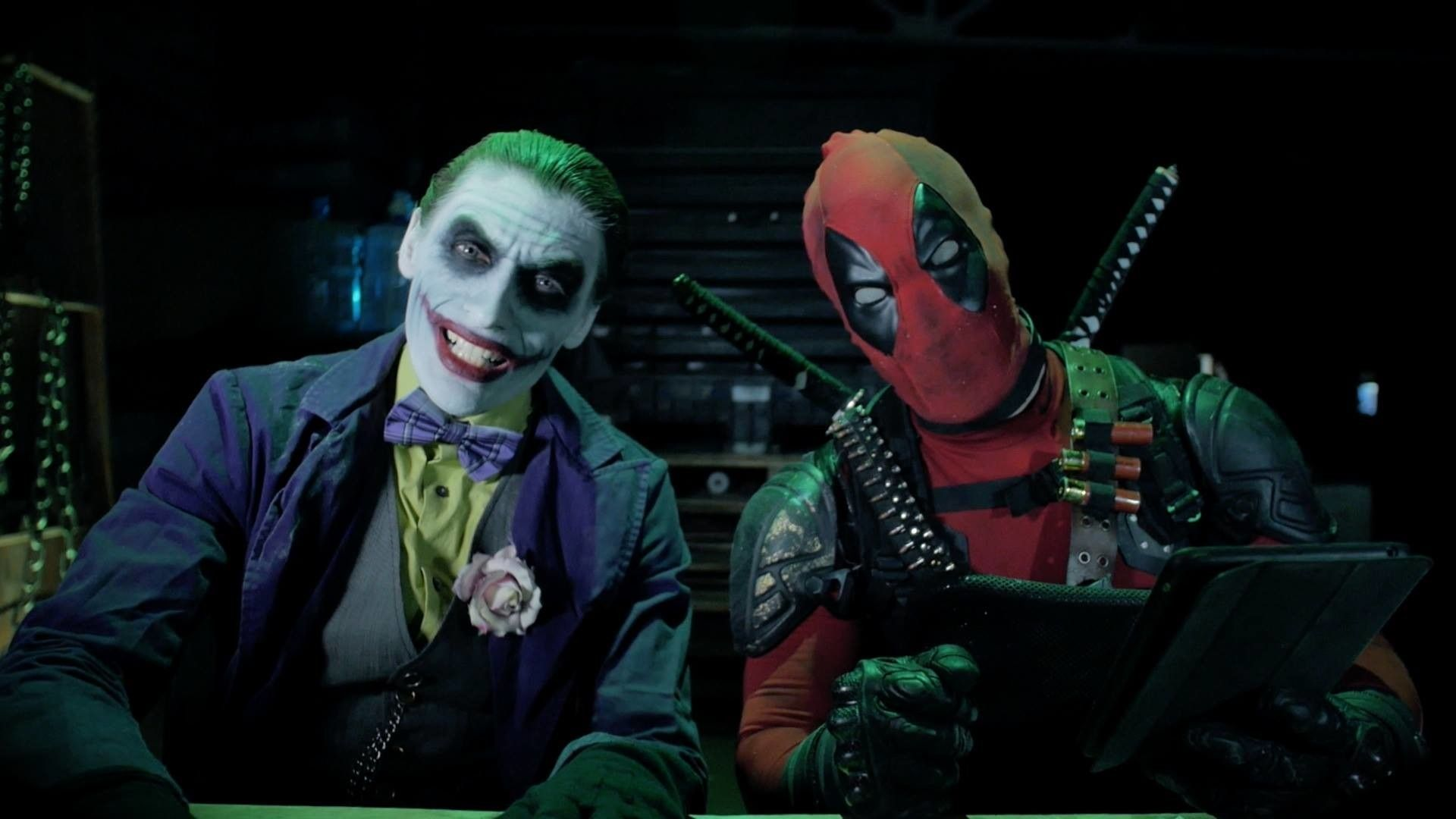 Deadpool And Harley Quinn Wallpapers Wallpaper Cave