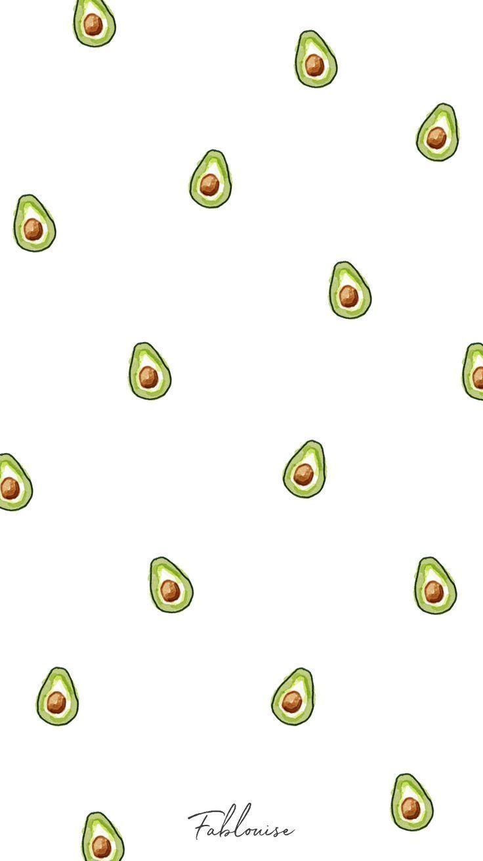 avocado phone wallpapers