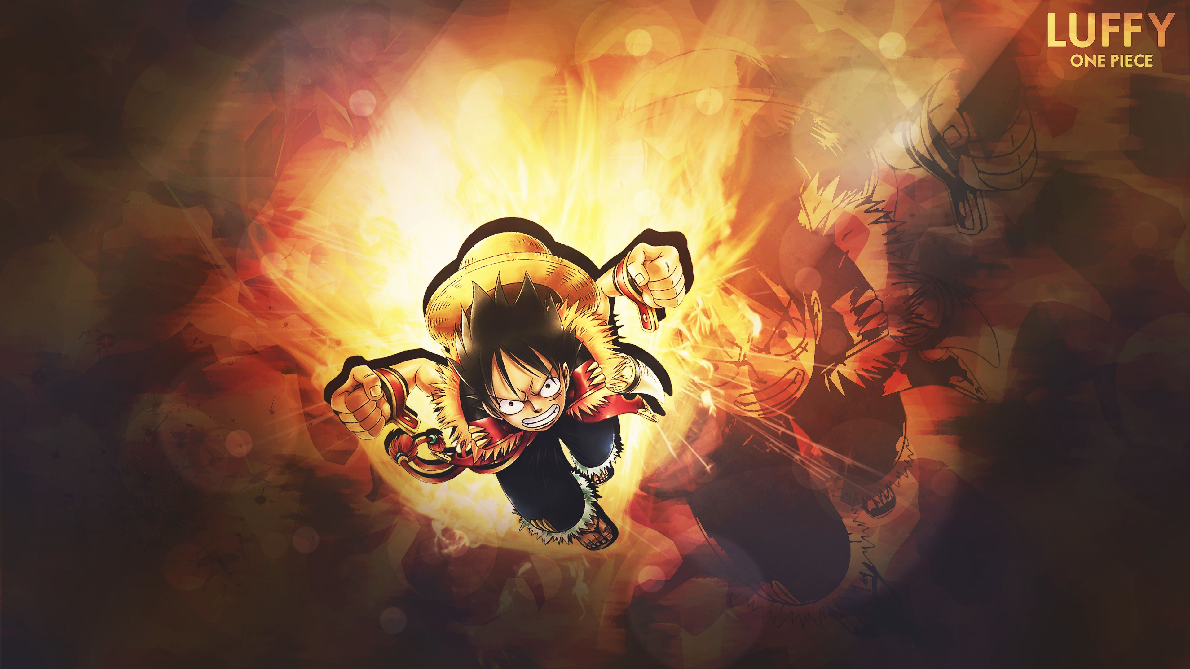 One Piece 4k Wallpapers Wallpaper Cave