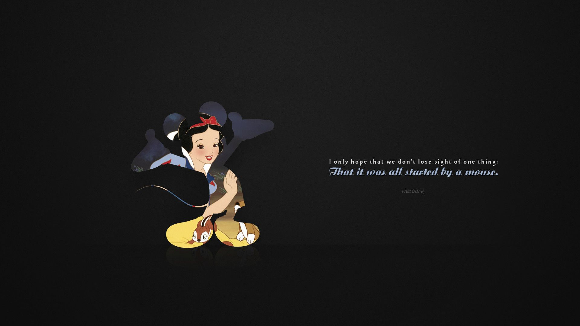 69+ Disney Quote Wallpapers