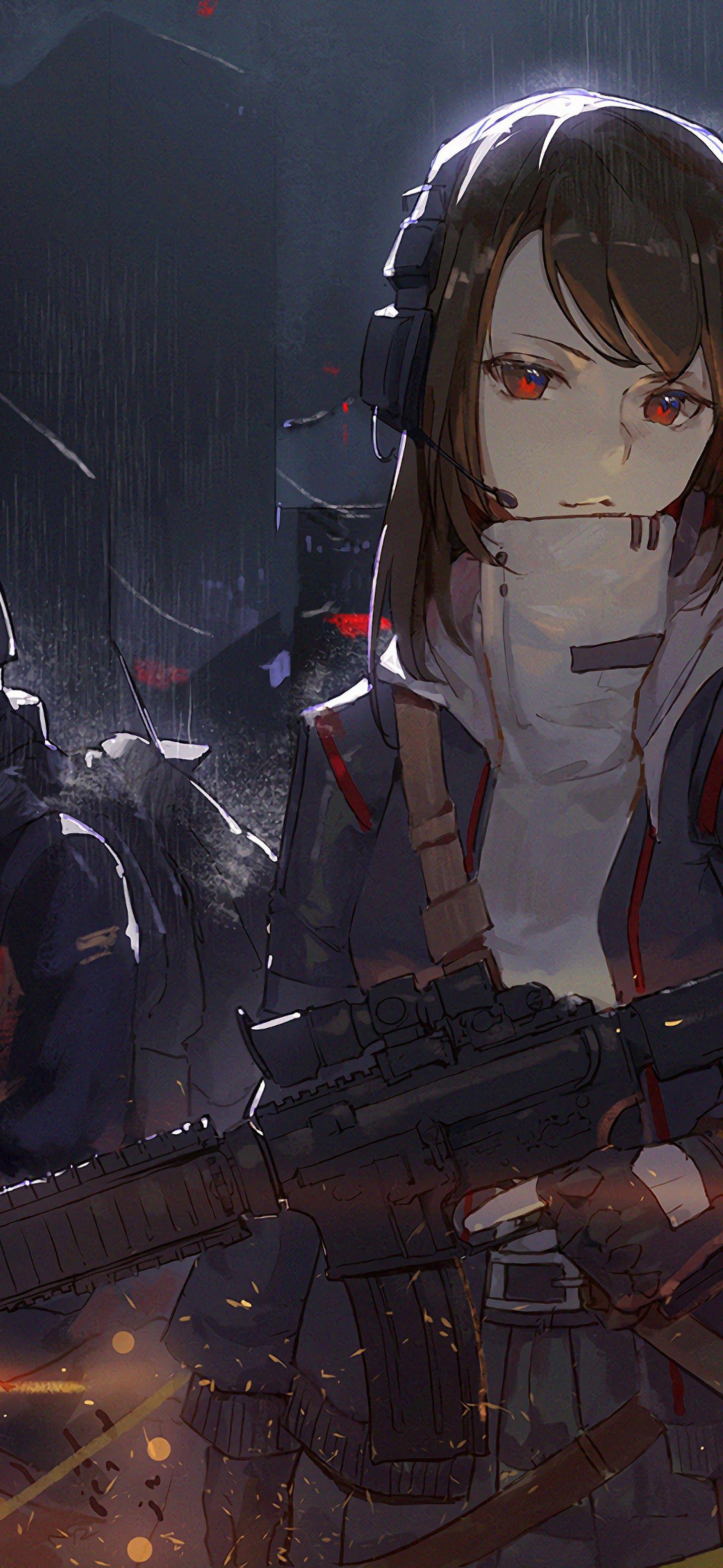Anime Hd Wallpaper Portrait : Anime Portrait Wallpapers ...