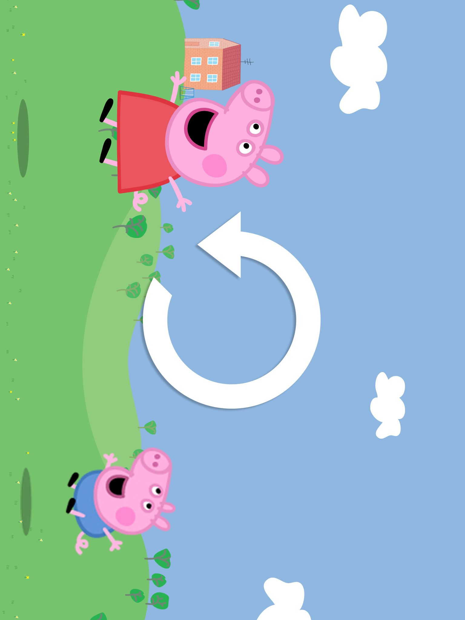 Peppa Pig Horror Game Online Play Free