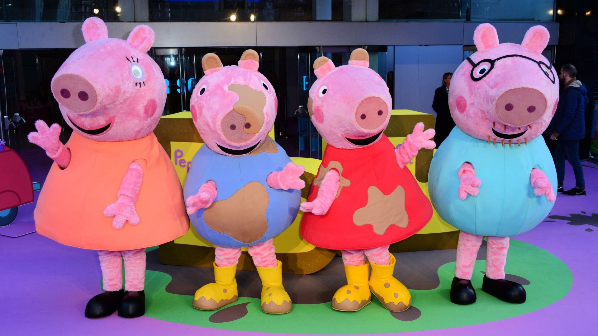 This Hunter x Peppa Pig Collaboration Is Downright Genius