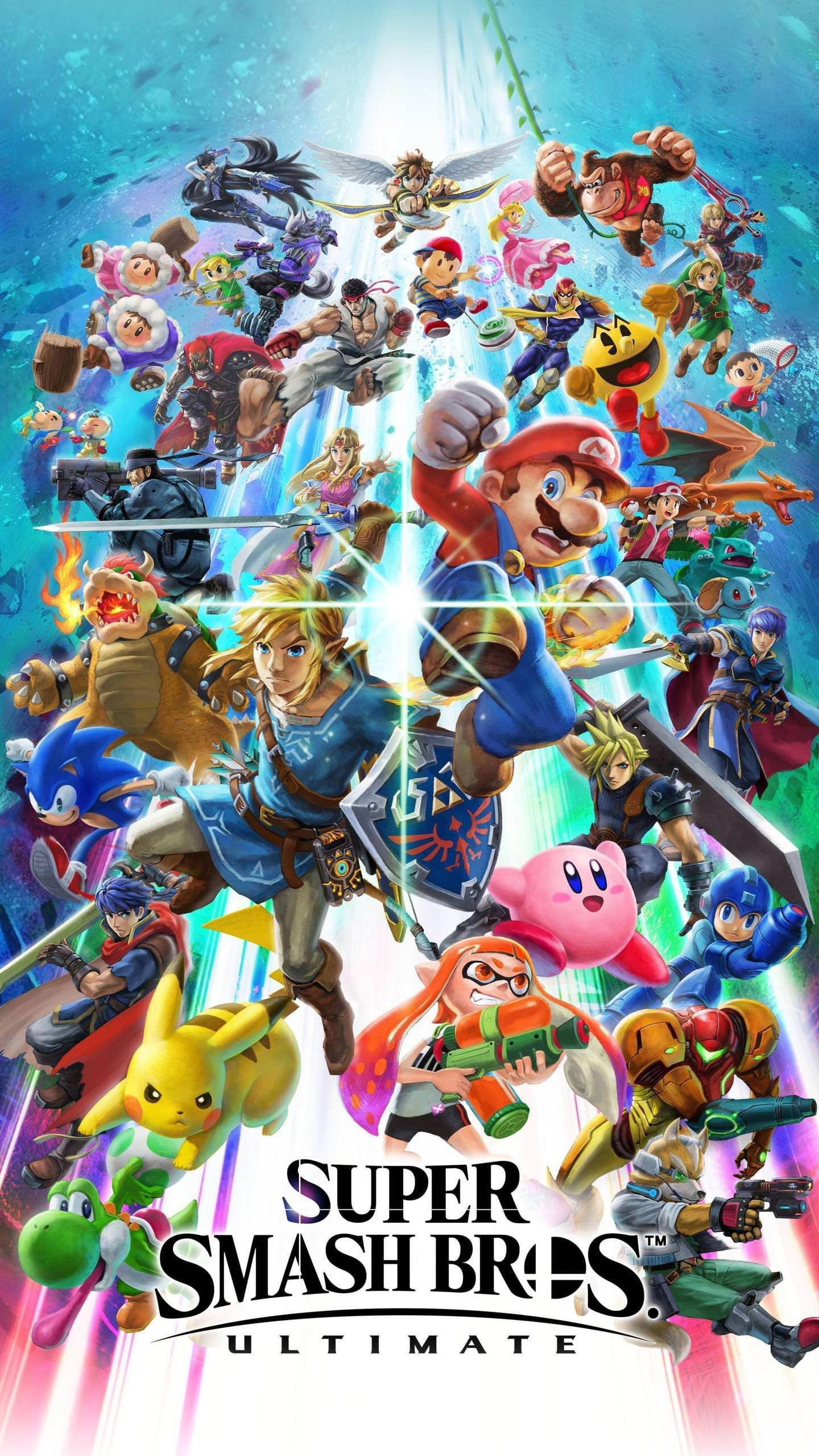 Smash Bros Phone Wallpapers Wallpaper Cave