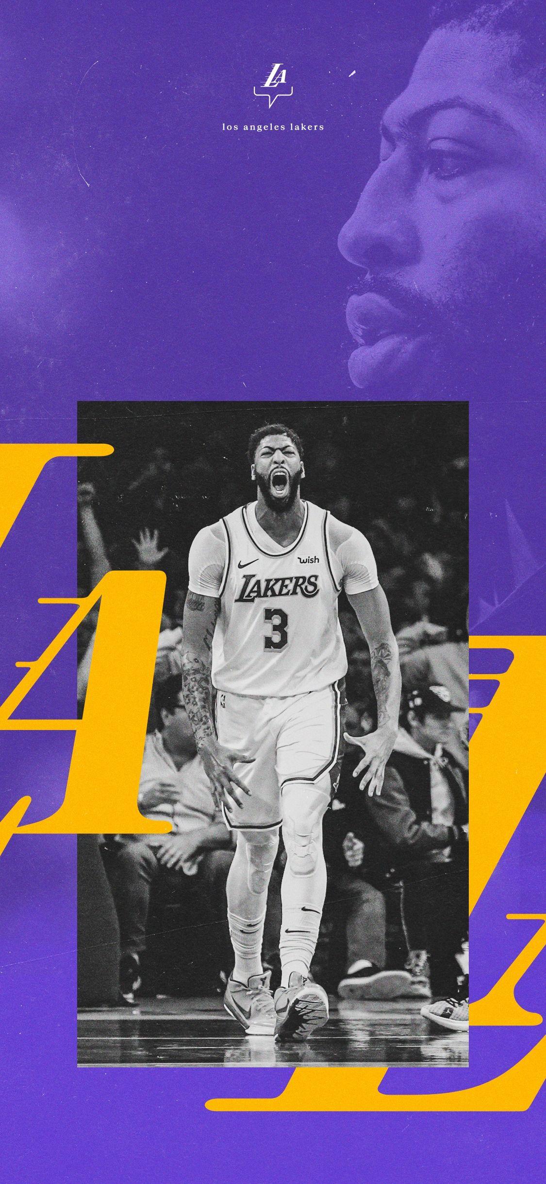 Los Angeles Lakers NBA Champions 2020 Wallpapers - Wallpaper Cave