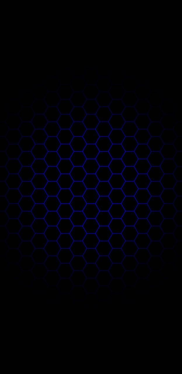 Dark Black And Blue Amoled Wallpapers Wallpaper Cave