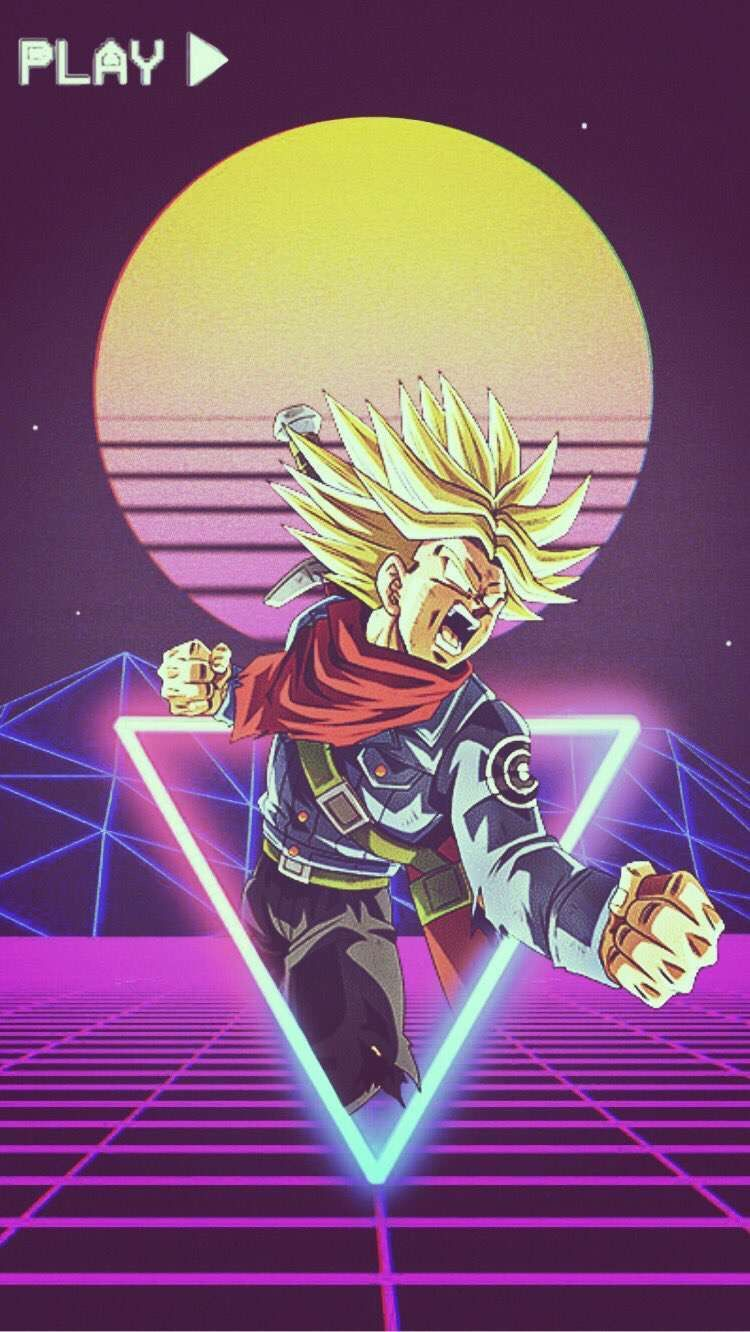 Aesthetic Dragon Ball Wallpapers Wallpaper Cave