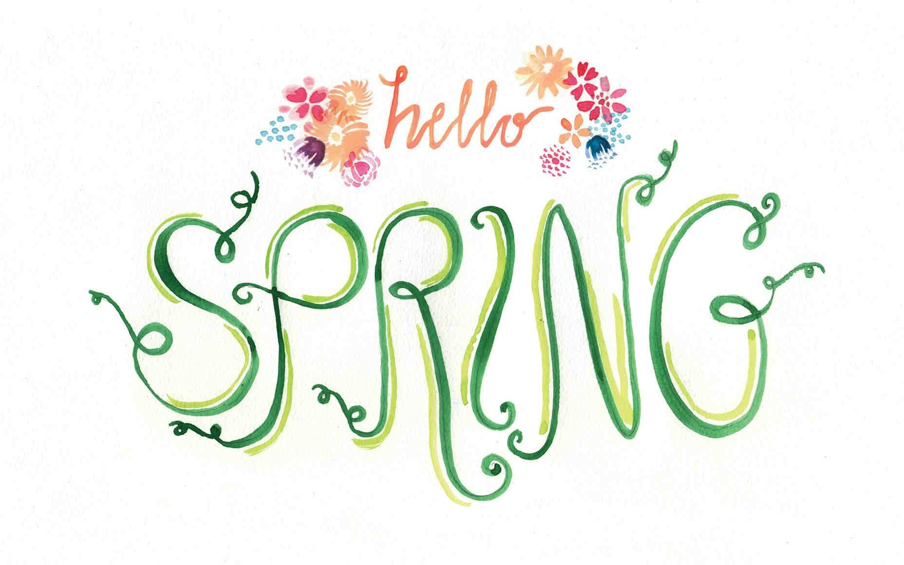 Картинки для лд о весне