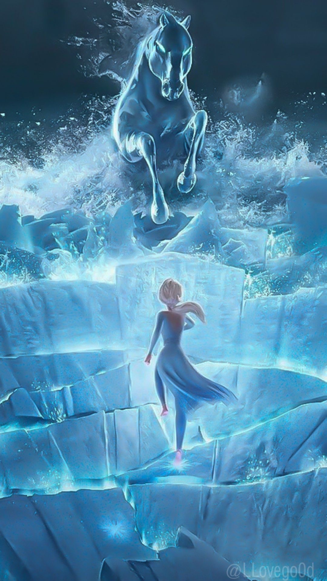 Frozen Two Wallpapers Wallpaper Cave