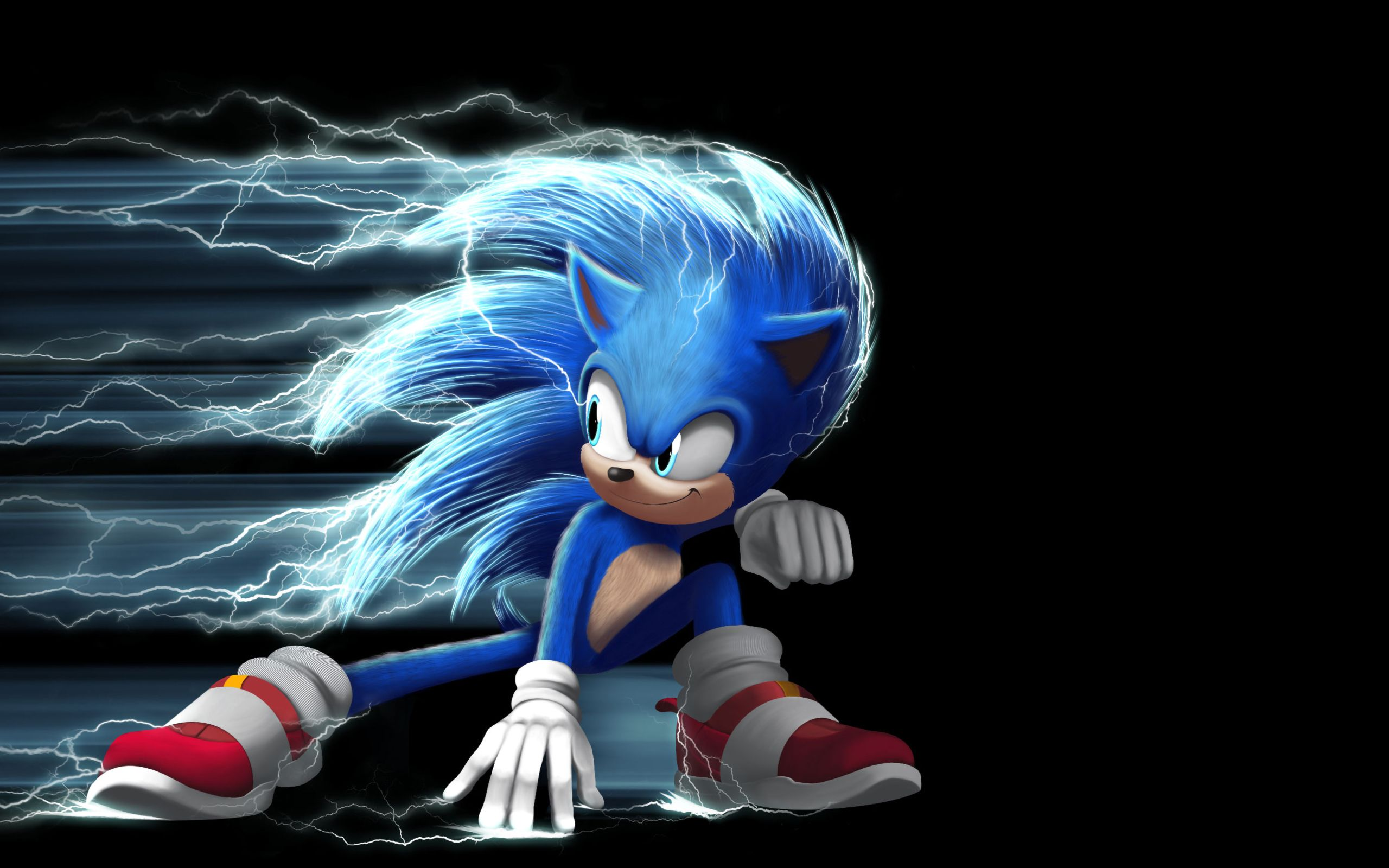 Super Sonic Movie Wallpapers Wallpaper Cave