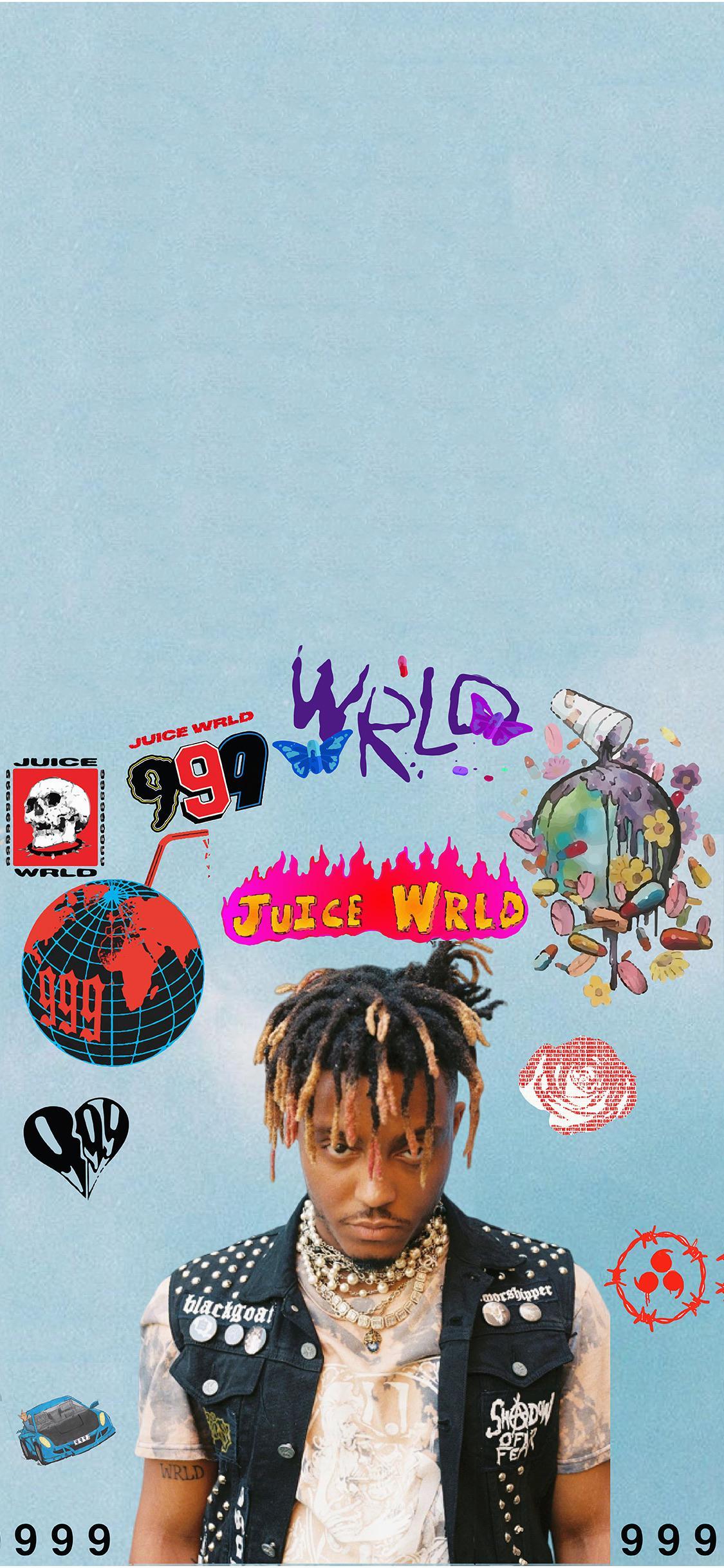 Juice Wrld Album Cover Wallpapers Wallpaper Cave