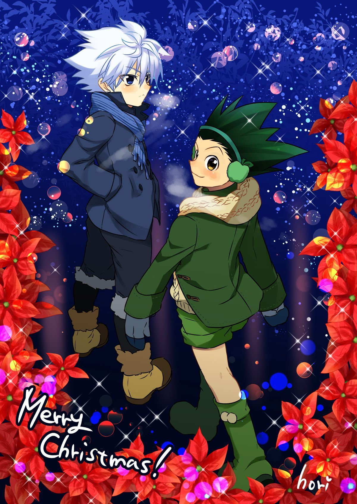 Hunter x Hunter, Gon Freaks, Killua Zoldyck
