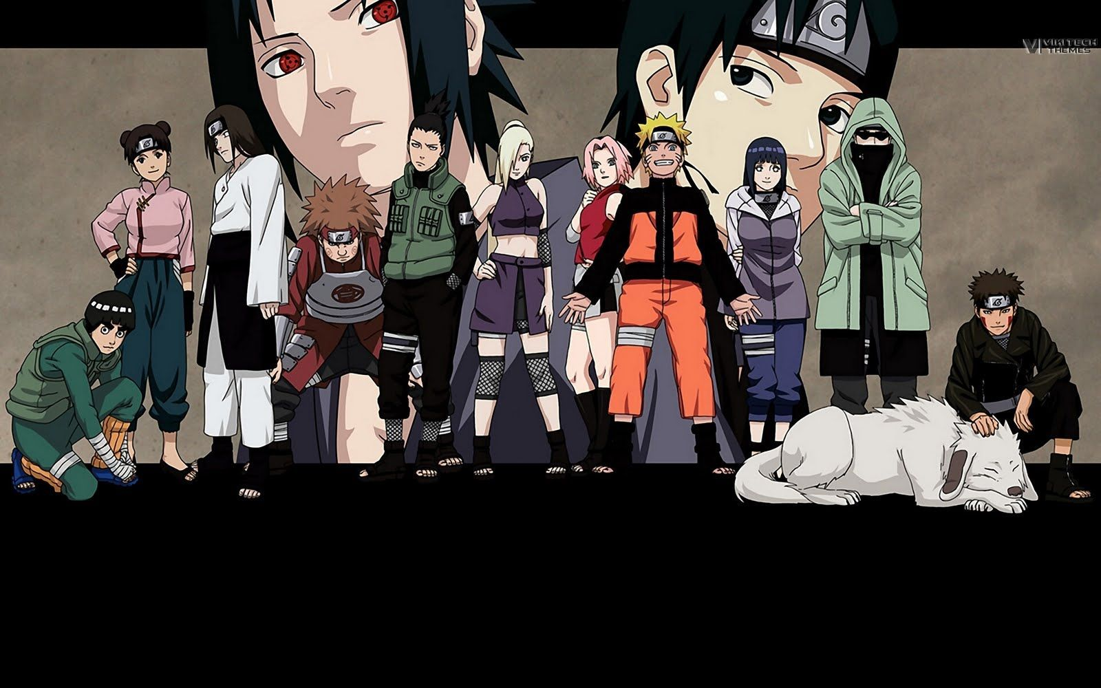 Ps3 Anime Naruto Wallpapers Wallpaper Cave