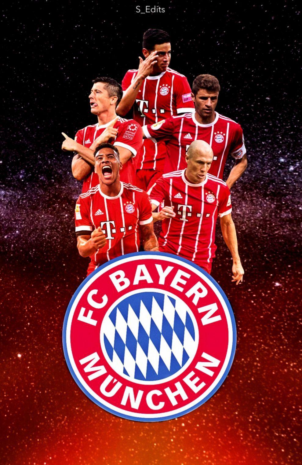 Bayern Munich 2020 Wallpapers Wallpaper Cave