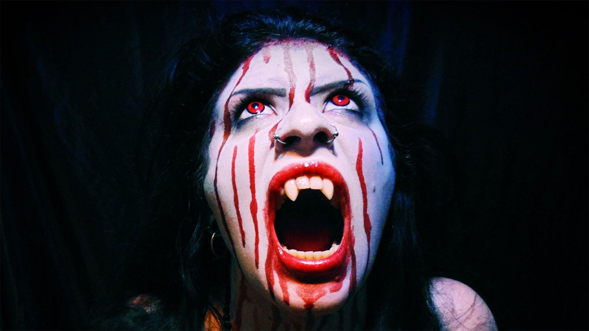 Vampire Blood Teeth Wallpapers - Wallpaper Cave
