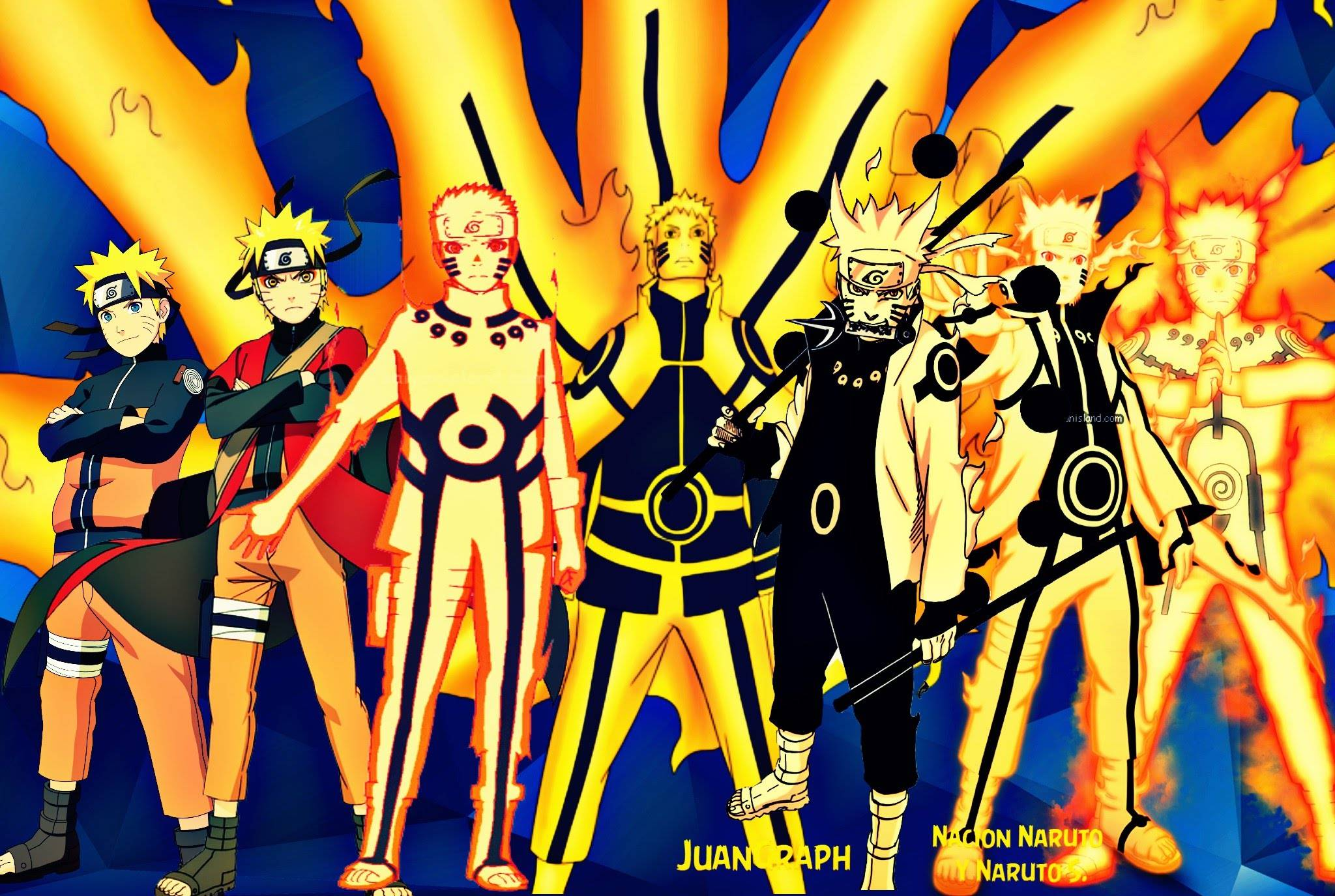 Naruto Laptop Wallpapers Wallpaper Cave
