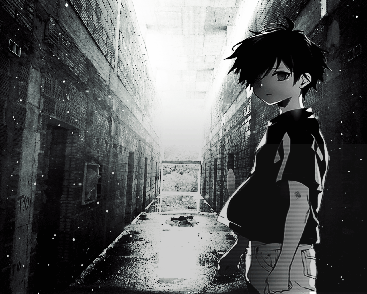 Anime Broken Heart Boy Wallpapers - Wallpaper Cave