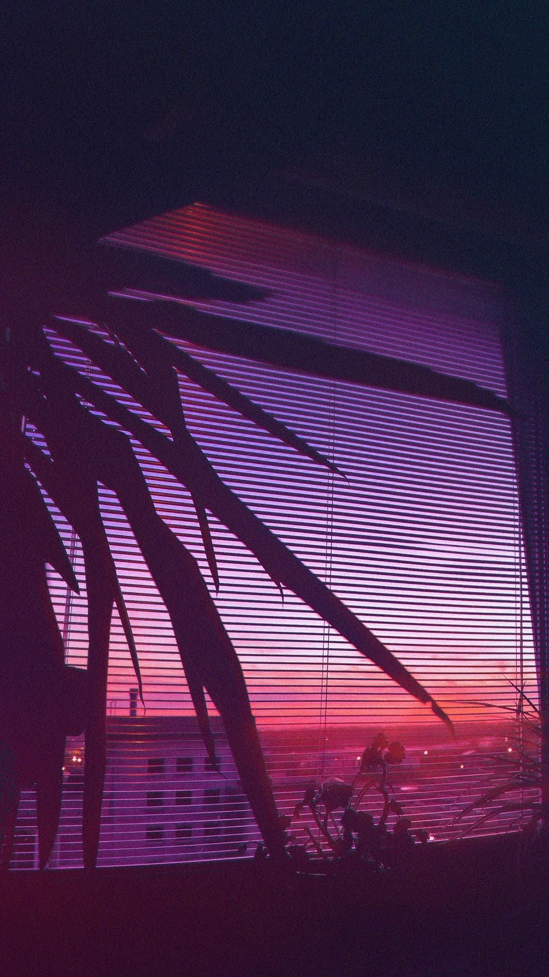 Retro Sunset Aesthetic Wallpapers Wallpaper Cave