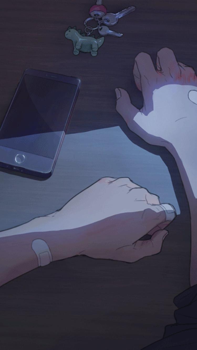 Sad Anime Boy Aesthetic Wallpapers - Wallpaper Cave