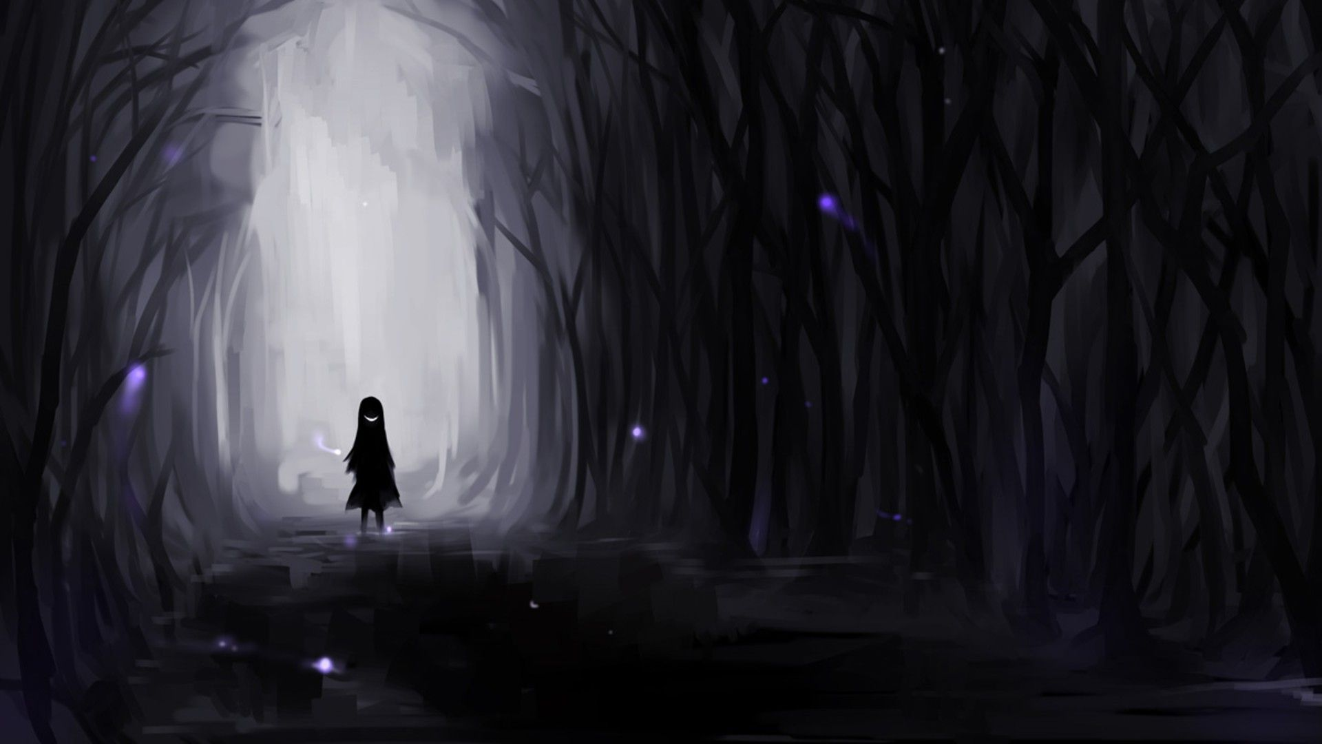 Alone Anime Girls Wallpapers - Wallpaper Cave